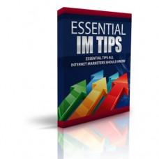 Essential IM Tips