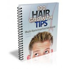 100 Hair Growth Tips