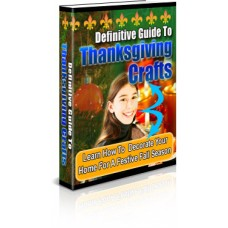 Definitive Guide to Thanksgiving Crafts