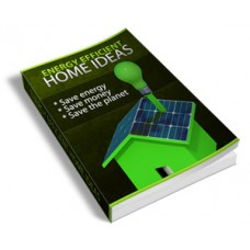 Energy Efficient Homes Ideas