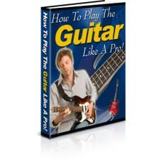 Guitar Like a Pro
