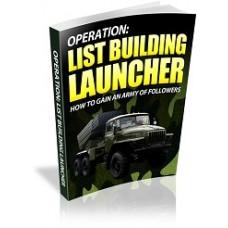 List Building Launcher