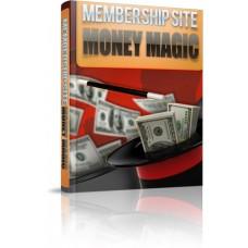 Membership Site Money Magic