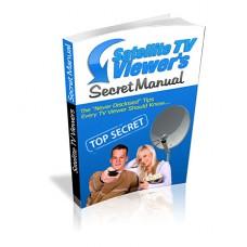 Satellite TV Secret Manual