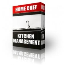 Home Chef Kitchen Management
