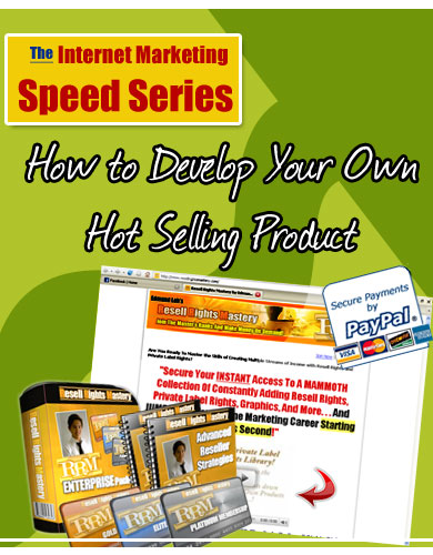 How to Develop Your Own Hot Selling Product