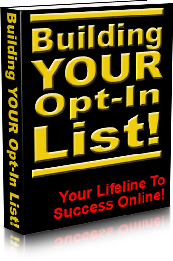 Building Your Opt-In List