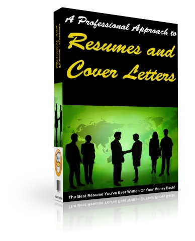 Resumes cover bletters